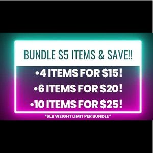 Tops - *BUNDLE ALL $5 ITEMS FOR SAVINGS!*